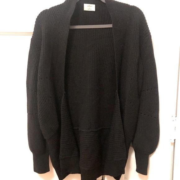 Wilfred 100% merino wool cardigan